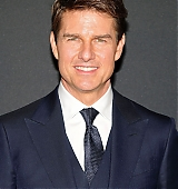 Tom Cruise at The Mummy Premiere